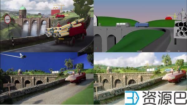 """麦当劳用3D打印制作""""Always working""""动画片插图9"""