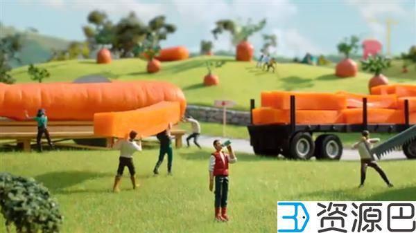 """麦当劳用3D打印制作""""Always working""""动画片插图1"""