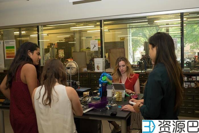 莱斯大学学生开发出可测试3D打印假手的装置插图5