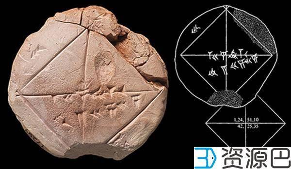 耶鲁大学将3D打印古巴比伦千年文物带入课堂插图1