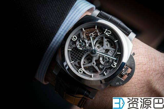 全球首款限量版3D打印腕表 只生产150块插图7