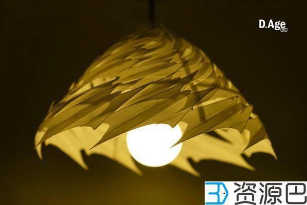 3D打印蝙蝠灯插图5