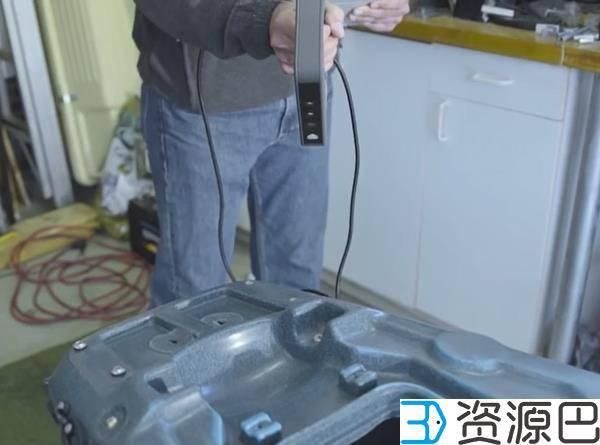 抛开双桨 3D打印帮助皮艇装上电动小马达插图7