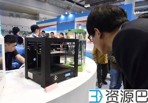 国内首台空间3D打印机亮相高交会插图1