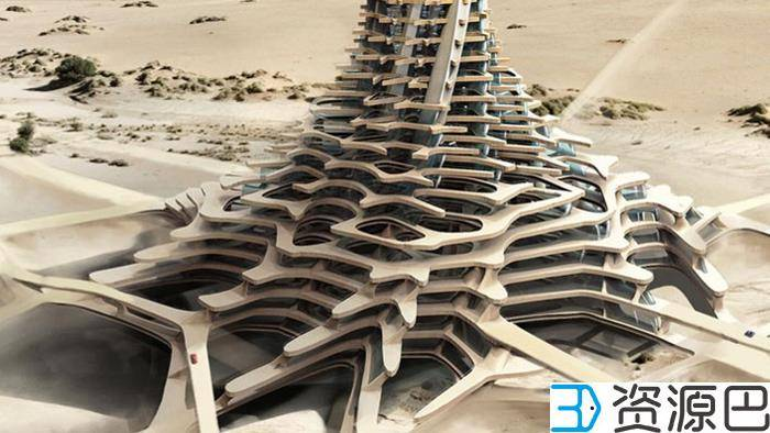 迪拜2030或将有25%建筑为3D打印插图5