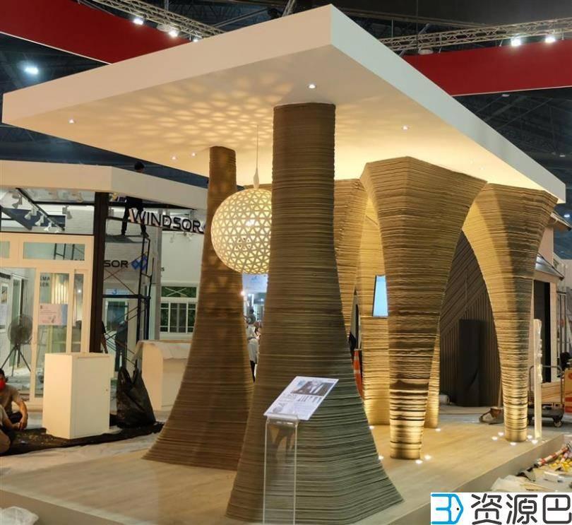泰国暹罗水泥集团开发出可3D打印水泥插图3