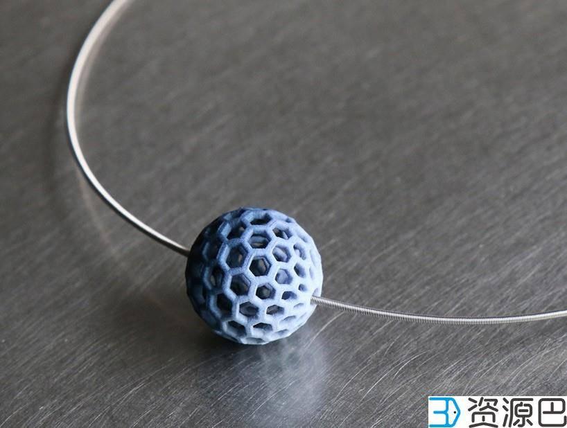 3D打印珠宝 传统工艺与现代技术的碰撞插图1