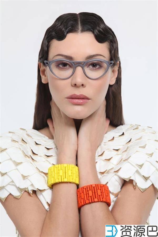 Materialise推出3D打印产品表面处理服务Luxura插图1