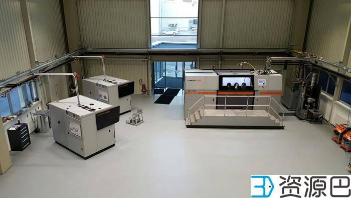 Concept Laser将为空客批量3D打印航空部件插图1