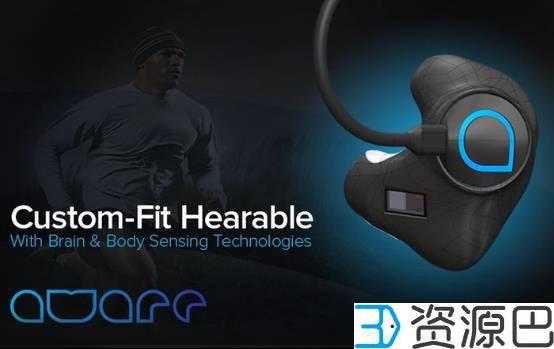 3D打印无线耳机除了能定制 还能追踪脑电波插图1