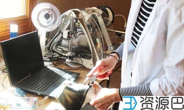 英国设计师Silvia Fado和她惊艳的3D打印鞋子插图5
