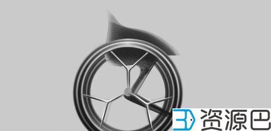 关爱残疾人 3D打印定制化轮椅插图7