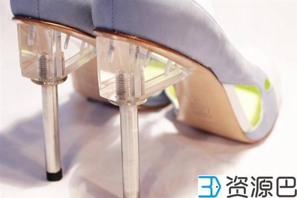 英国设计师Silvia Fado和她惊艳的3D打印鞋子插图9