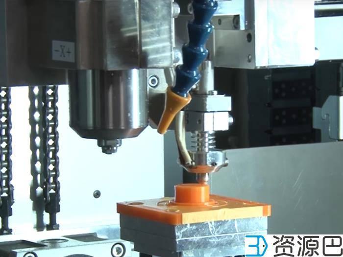 日本首台基于FDM技术的5轴混合制造3D打印机问世插图1