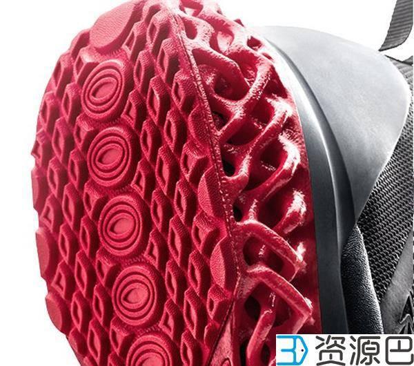 安德玛3D打印训练鞋获A设计大奖赛白金奖插图5