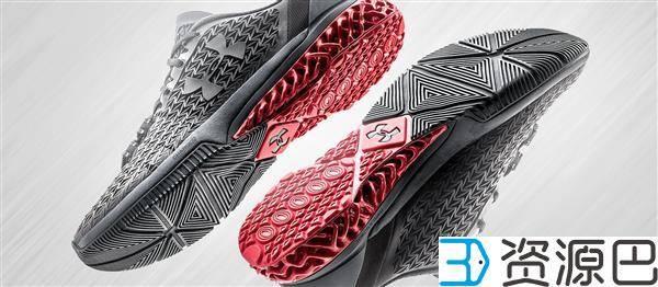 安德玛3D打印训练鞋获A设计大奖赛白金奖插图1