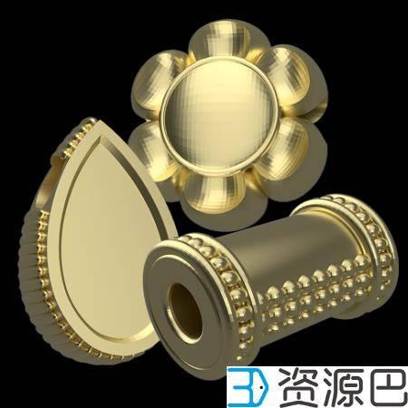 PieceMaker与设计公司合作提供3D打印个性化首饰插图1