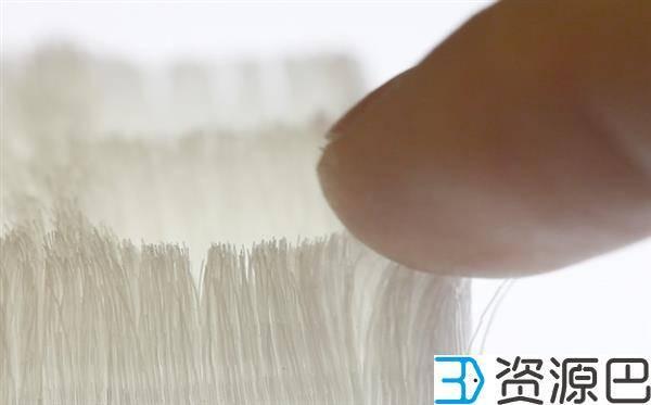 MIT科学家开发出3D打印可编程毛发的技术插图1