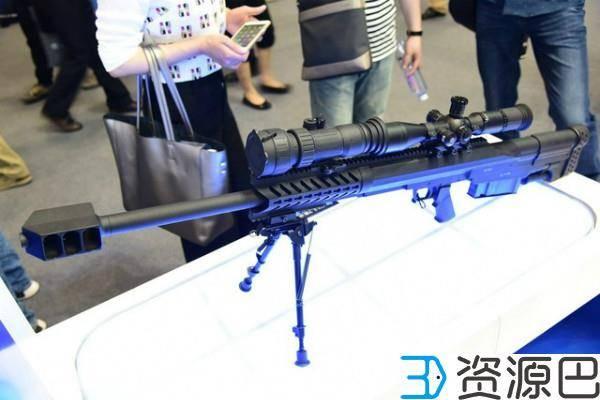 国产3D打印智能手枪发布,可指纹识别插图7