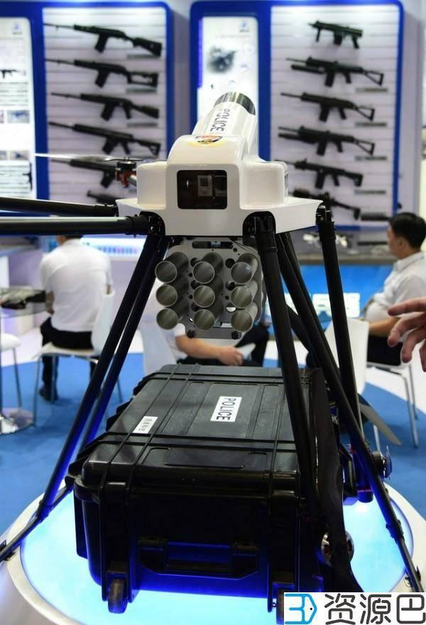 国产3D打印智能手枪发布,可指纹识别插图5