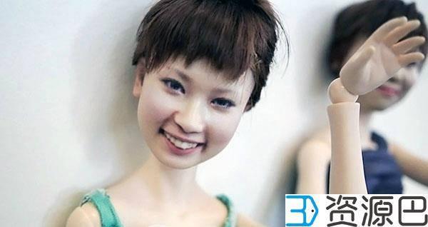 3D打印娃娃:把人生中最特别的时刻留住插图3
