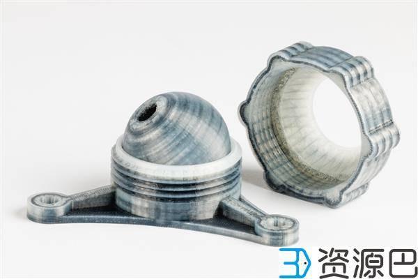 3D Hubs推出基于纤维增强尼龙材料的3D打印服务插图3