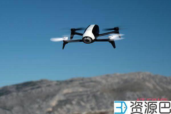 Parrot与CRP合作用3D打印开发新一代无人机插图1