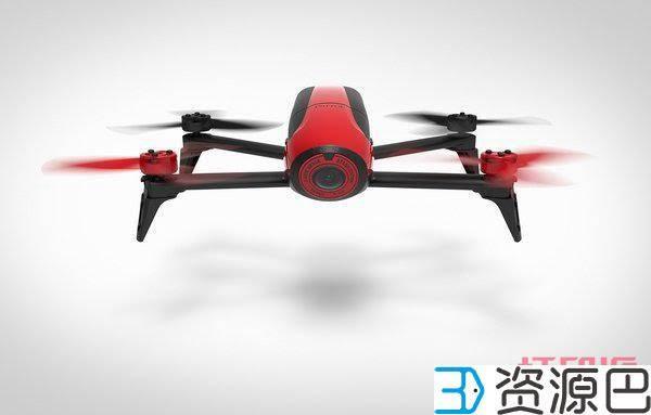 Parrot与CRP合作用3D打印开发新一代无人机插图9