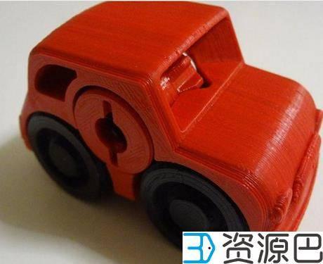 神奇的3D打印车,从造车到上路竟然只需几小时插图7