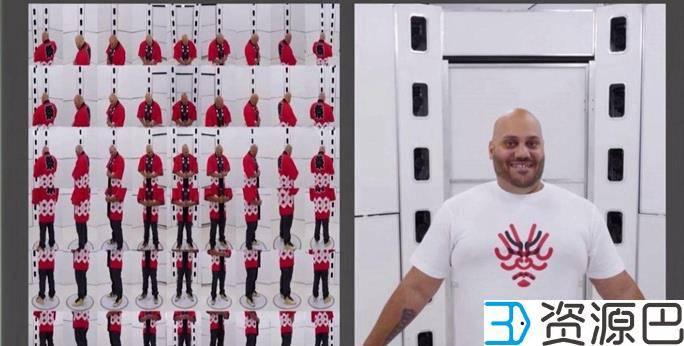 松下公司3D照相亭试水拉斯维加斯插图3