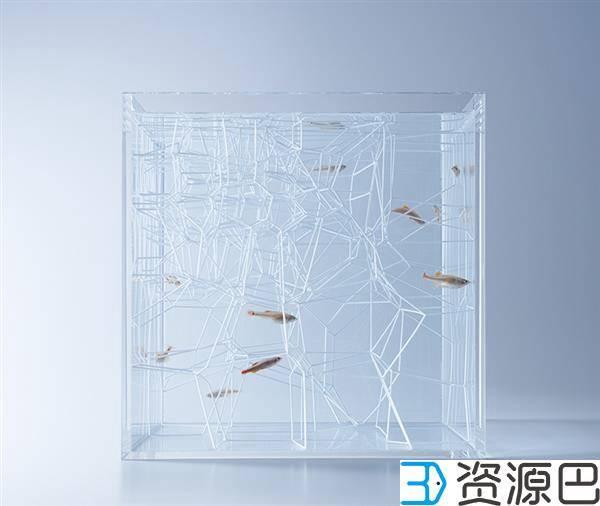 1598493670-2a9422a0db22c14.jpg-插件-艺术家用3D打印打造的豪华家用水族馆