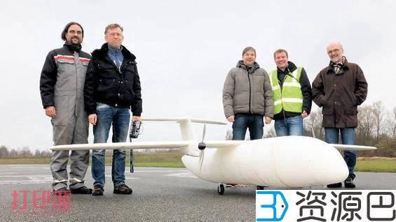 空中客车披露其开发的全3D打印无人机Thor插图3