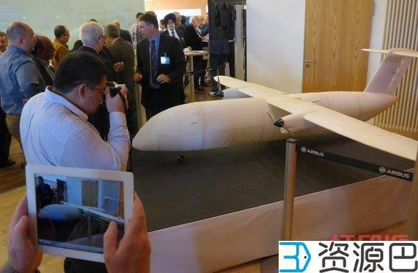 空客又炫耀了!只用4周就3D打印了一架4米长的无人机!插图7