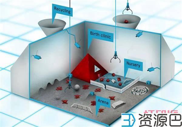 繁殖机器人:世界上首个3D打印机器人婴儿诞生插图9