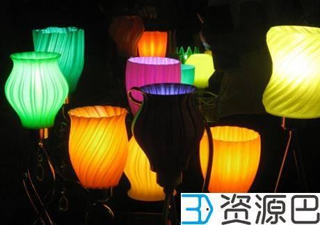 1598666467-0369d347fc8e2d8.jpg-插件-极具品味和个性的3D打印灯