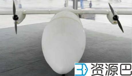 1598839263-a4e6fe443f635e2.jpg-插件-So crazy!柏林航展的3D打印无人机才21公斤