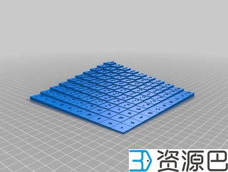 3D打印为视障学生制作教具插图13