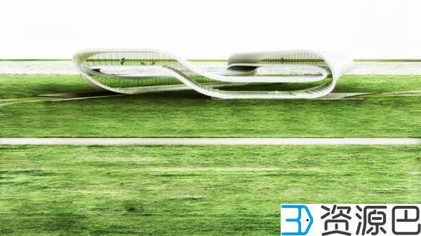 荷兰建筑师计划3D打印一栋莫比乌斯环式建筑插图1