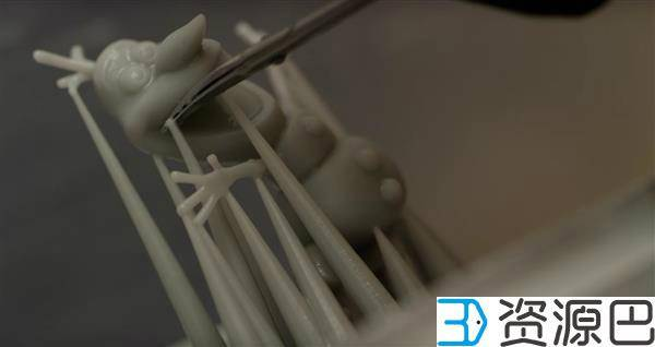 迪斯尼新专利,3D打印瞬时成像插图3