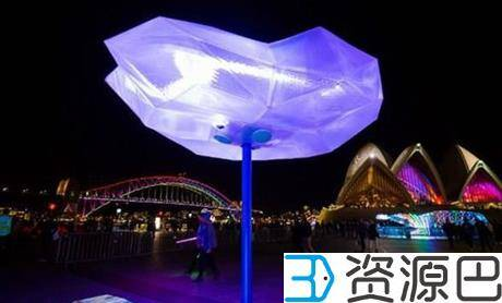 3D打印视听设备亮相于悉尼歌剧院插图1