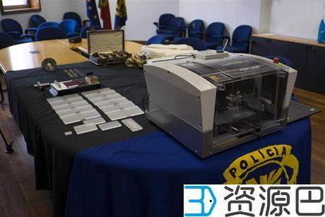 葡萄牙警方破获用3D打印技术制造假币案插图3