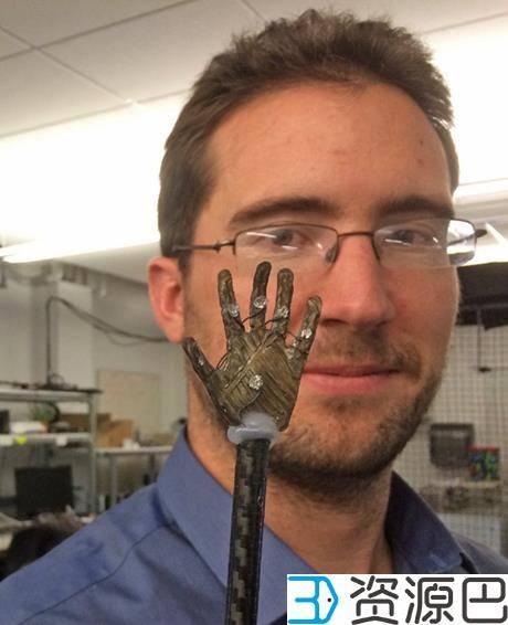 科学家用电活性聚合物3D打印人造肌肉插图1