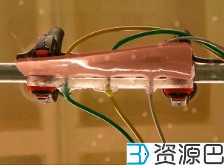 科学家用电活性聚合物3D打印人造肌肉插图3