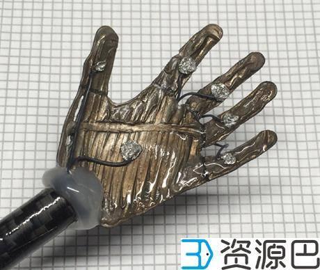 科学家用电活性聚合物3D打印人造肌肉插图5