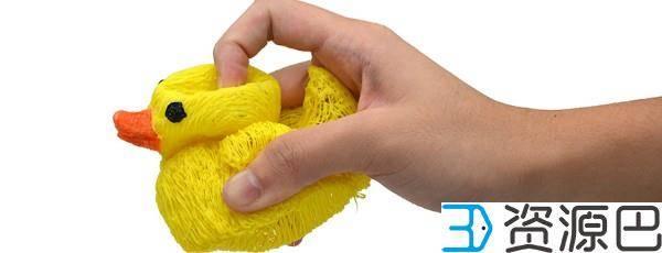 教你用3D打印笔画一只小黄鸭插图9