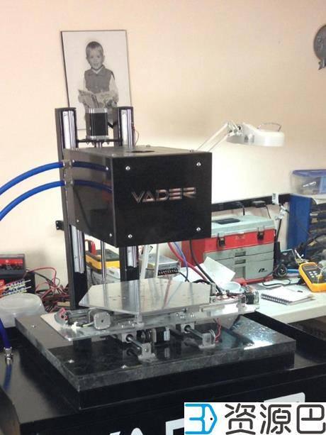 1599789688-ec7ed9f65f8bb4a.jpg-插件-金属3D打印公司Vader Systems获75万美元天使投资