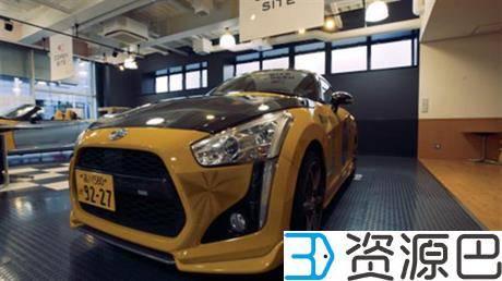 Stratasys携手日本大发为名贵跑车定制3D打印车皮插图1