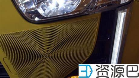Stratasys携手日本大发为名贵跑车定制3D打印车皮插图3