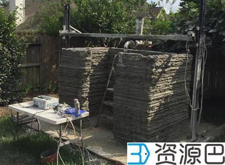 美国学生用建筑3D打印机24小时打造宜居小屋插图7