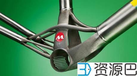 世界最轻3D打印自行车架仅重999克插图3